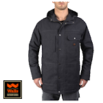 Hooded Parka with Kevlar