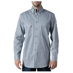 Walls® Flame Resistant Plaid Workshirt