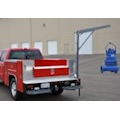 Bumper Cranes for Commercial Trucks