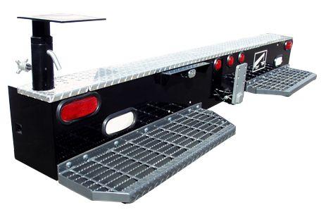 Bumper Cranes For Commercial Trucks