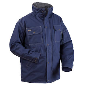 Pile Lined Work Jacket