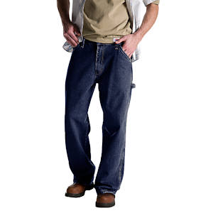 Relaxed Fit Carpenter Denim Jeans