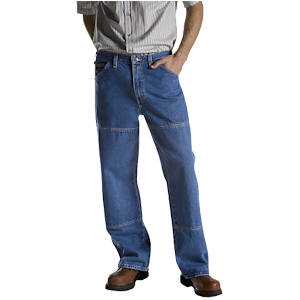 Relaxed Fit Workhorse Denim Jeans