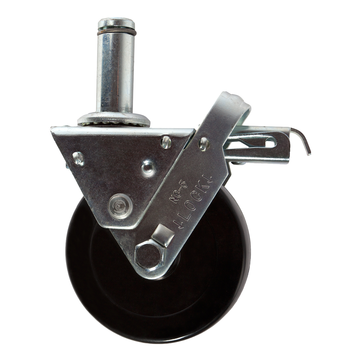 Nu Wave Scaffolding : Elite quot locking caster for nu wave scaffolds