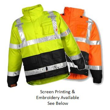 Icon High Visibility Jacket