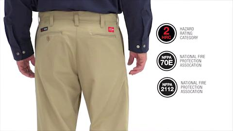 Flame Resistant Twill Pants
